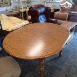 Large Oval Table