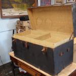 Vintage chest with drop in drawer