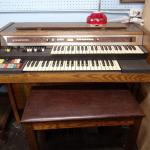 Hammond Organ Two keyboards Sound Selections