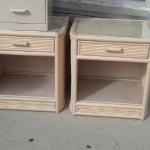 Dresser Set - End Table with one drawer