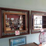 Decorative Mirror Boxes Wall Art