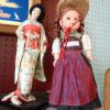 Chinese Doll and Sleepy Eyed Doll (sold seperately)